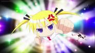 Kill Me Baby 3 Ultraman rise punch