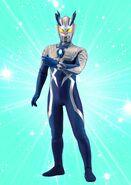 Ultraman Zero LunaMiracle hi-res