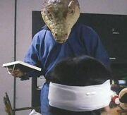 Dr. Munakata
