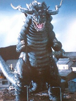 Ultrmn Ultr Q th movie Kaiju
