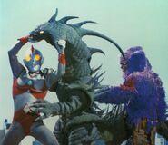 Gamos-Ultraman 80