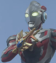 Ultraman X Max Galaxy