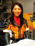 Marina Kazama X