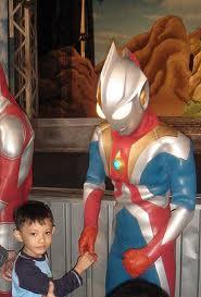 Ultraman Cosmos Ecliipse ode