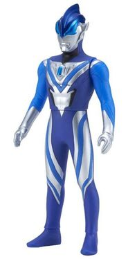 Ultra Hero Series 43 Ultraman Geed (Acro Smasher)