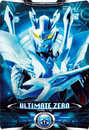 Ultraman X Ultimate Zero Card