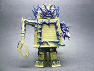 Chaos Clevergon toys
