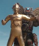 Jasyuline v Ultraman Mebius G