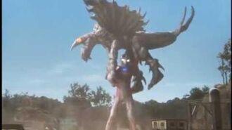 Ultraman Mebius & Hunter Knight Tsurugi vs. Bogalmons
