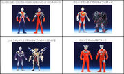 Ultraman Confrontation Set 2