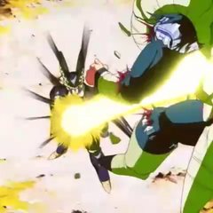 Cell destroying Android 16