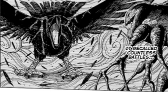 Toriko Emperor Crow