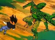 Android 17 vs cell