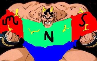 Ultimate Nappa Ultra Dragon Ball Wiki Fandom