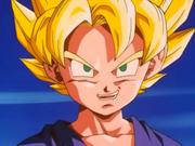 GT SSJ Kid Goku