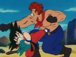 Goku Vs Colonel Silver