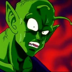 Piccolo is shocked