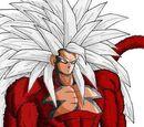 Goku (ssj1000Gogeta's version)