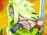 Legendary Super Saiyan 6 (TooNBaku's version)