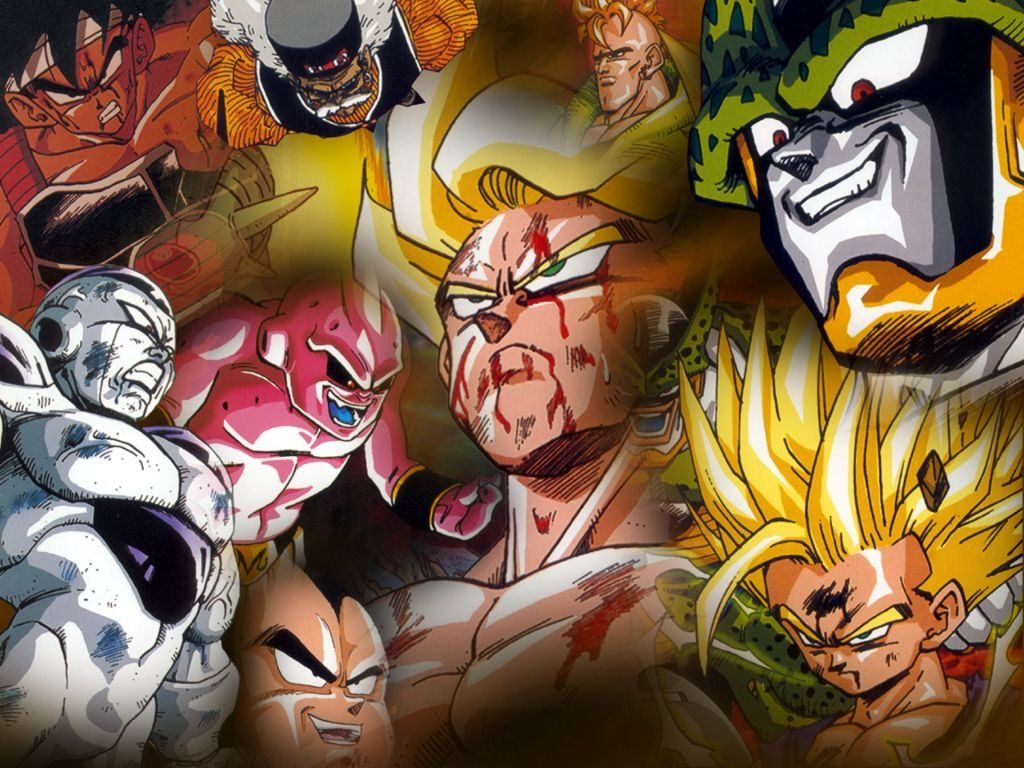 Dragon Ball Z | Ultra Dragon Ball Wiki | FANDOM powered by ...