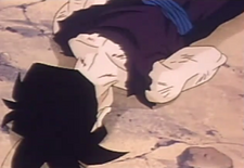 Gohan hits the ground dead4 l