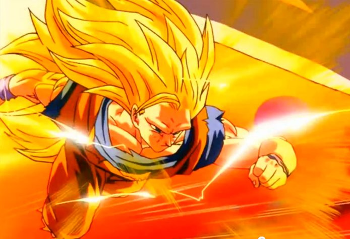 Movie Appearances ImagesCAH4E1SM The Mighty Dragon Fist In Super Saiyan 3