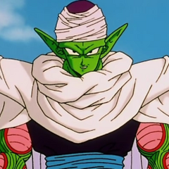Piccolo faces Imperfect Cell