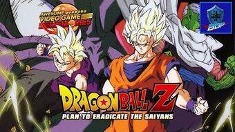 Dragon Ball Z Gaiden Shin Saiyajin Zetsumetsu Keikaku Chikyu