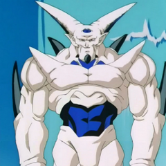 A full body picture of Syn Shenron