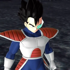 Tarble as he appears in <i>Dragon Ball: Raging Blast 2</i>