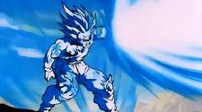 Gohan SSJ2 Kamehameha Power Up