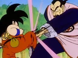 Goku Vs Tao