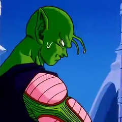 Piccolo at Kami's Lookout.