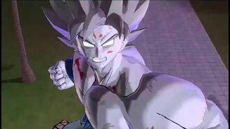 Goku Super Saiyayin 10 vs Broly super saiyayin 10 elemental