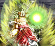 Broly the BEAST!!