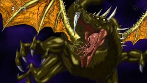 Toriko Derous Dragon