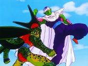 Cell vs Piccolo