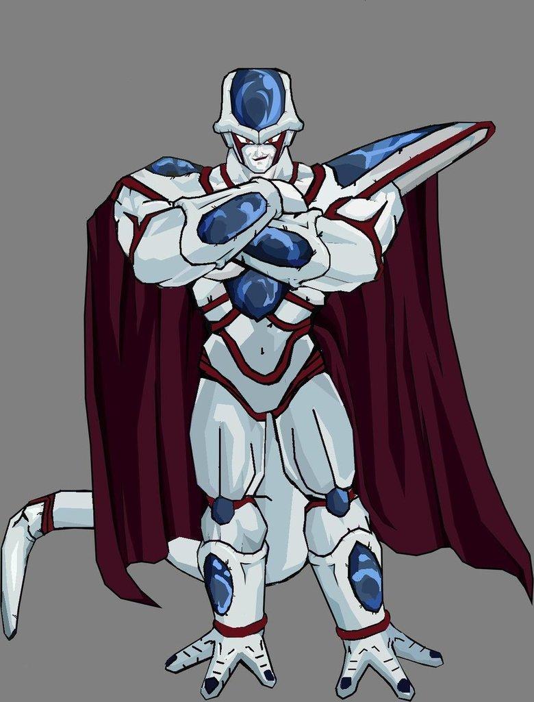 Dr. Ice | Ultra Dragon Ball Wiki | FANDOM powered by Wikia