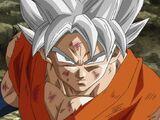 Super Saiyan White Goku