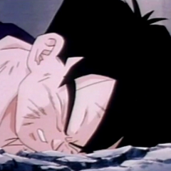 gohan is dead after being killed by turles