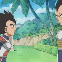 Tarble desperate plea for help to his estranged brother Vegeta.