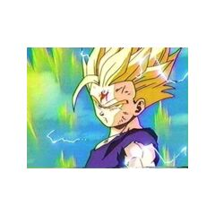 Shut Up dad, cause ima a Supa saiyan 2!