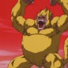 <b>Golden</b> Great Ape Goku