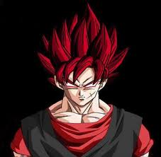 Super Saiyan 6 Feron Aged 19