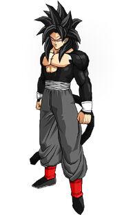 SSJ4 Evil Goku by DarkShadowWarrior-1-