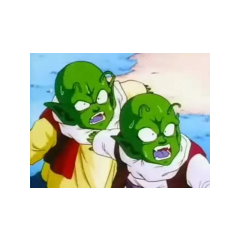 Dende with his brother