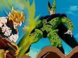 File:Goku VS Cell.jpg
