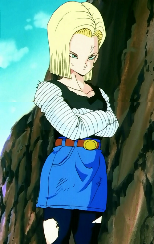 Android 18 | Ultra Dragon Ball Wiki | FANDOM powered by Wikia