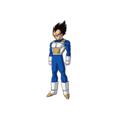 Vegeta concept art for <i><b>DBZ:Battle of the gods</b></i>