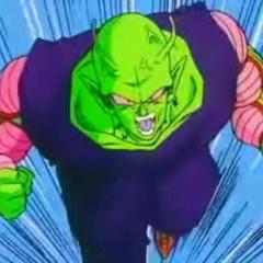 Piccolo attacks Gohan